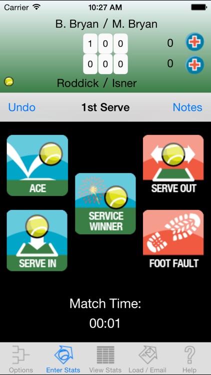 My Tennis Stats screenshot-4