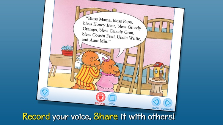 The Berenstain Bears Living Lights Collection #2 screenshot-3