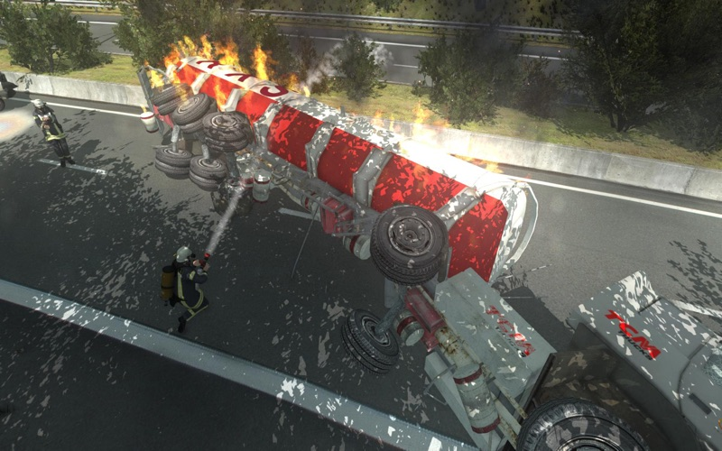 Firefighters 2014 screenshot 5