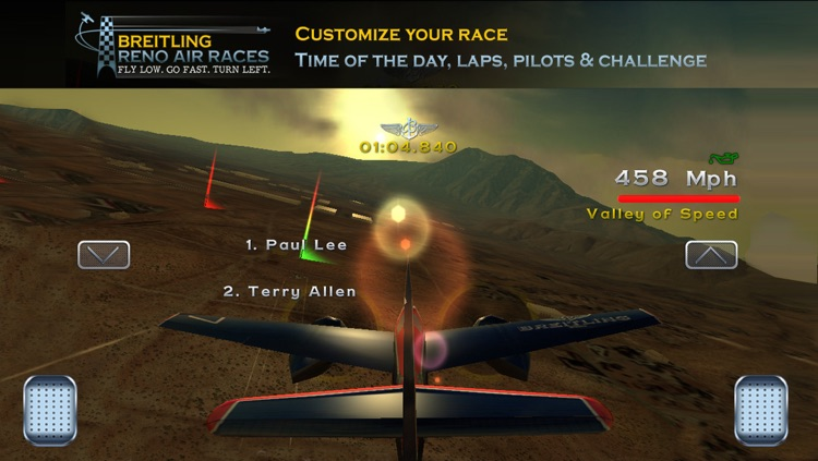 Breitling Reno Air Races The Game screenshot-4