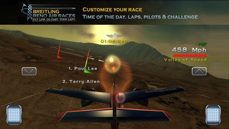 Breitling Reno Air Races The Game screenshot-4