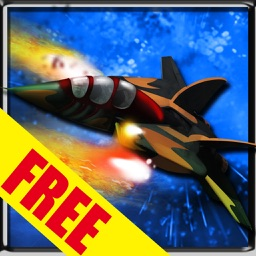 Turbo Ace 3D - Jet Fighters Take Metal Raiders Attack by Storm (Free Simulation Game)