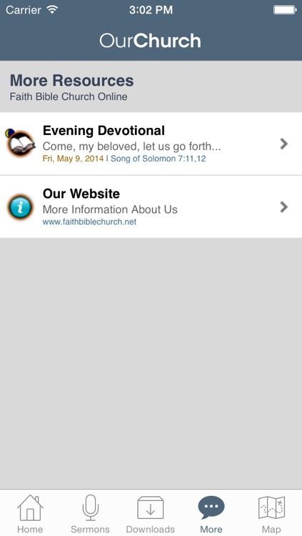 Faith Bible Church screenshot-3