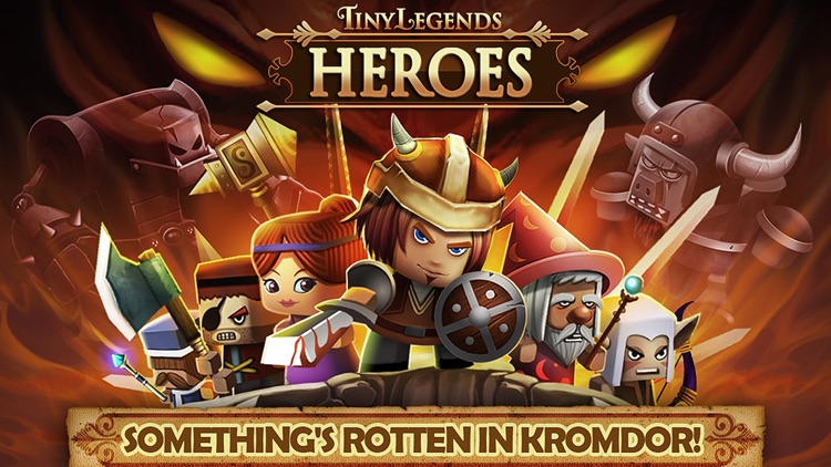 TinyLegends™ Heroes screenshot-0