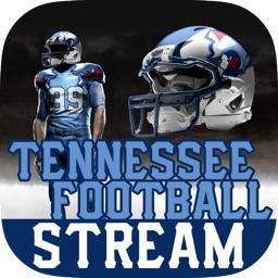 Football STREAM+ - Tennessee Titans Edition