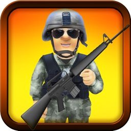 Brave Army Boy - Dressing Up Game For Boys