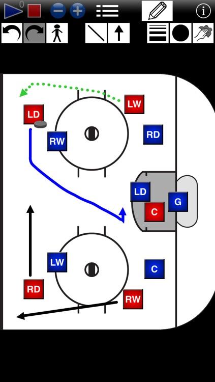 Hockey Strategy Tool