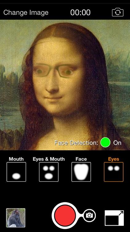 Friend Blender Video - Magical Face Swap Movie Creator screenshot-4