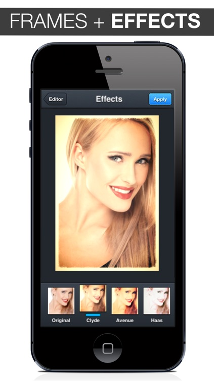 Picture Perfect Photo Editor- Enhance and retouch your pictures screenshot-4