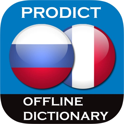 Russian <> French Offline Dictionary + Online Translator