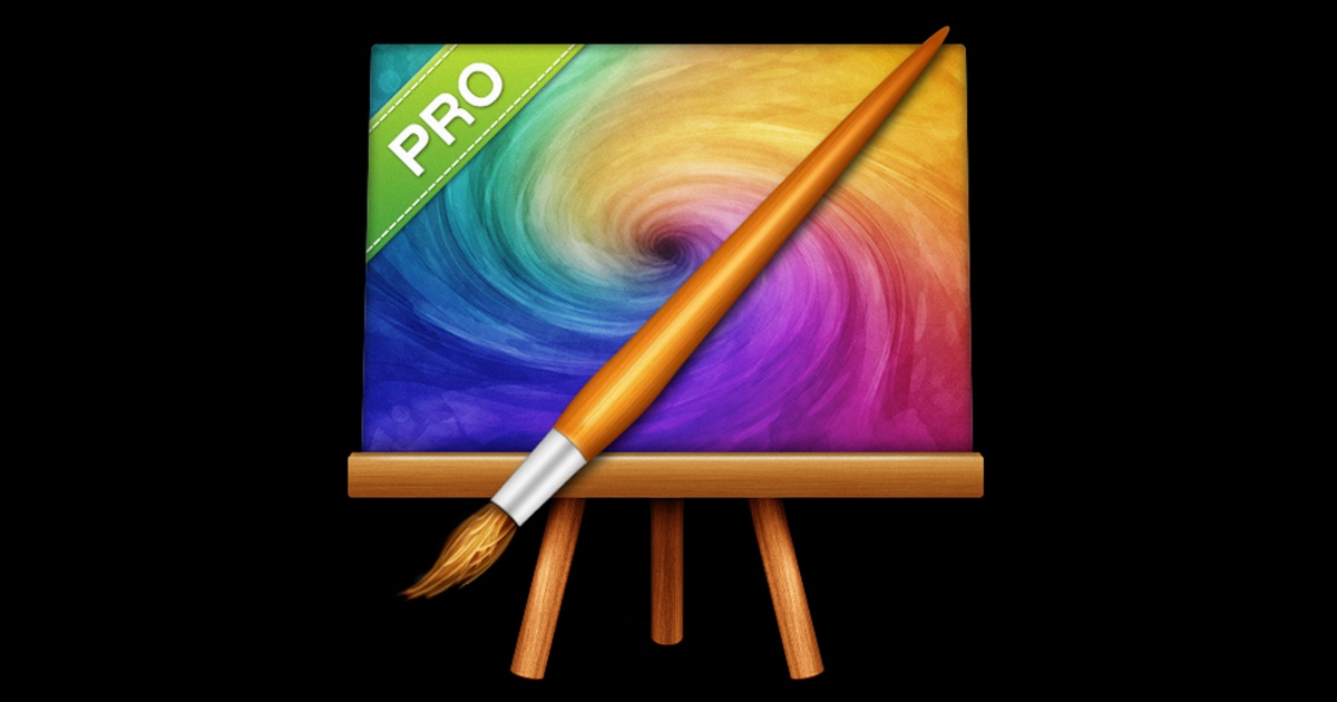 Paint pro fantastic graphics painting app on the mac app for App to paint on pictures