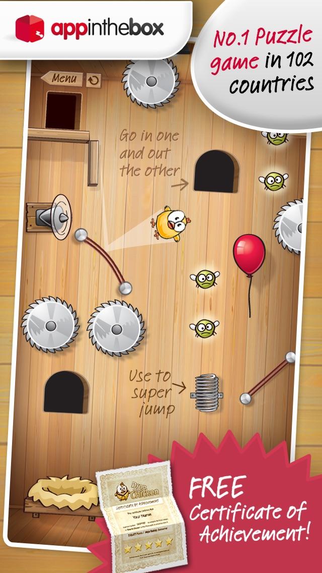 Drop The Chicken – Bien au chaud dans son nid-capture-5