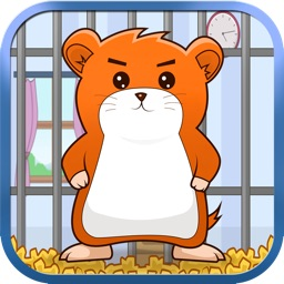 Hamster Hero Adventure - Epic Escape Strategy Puzzle Game