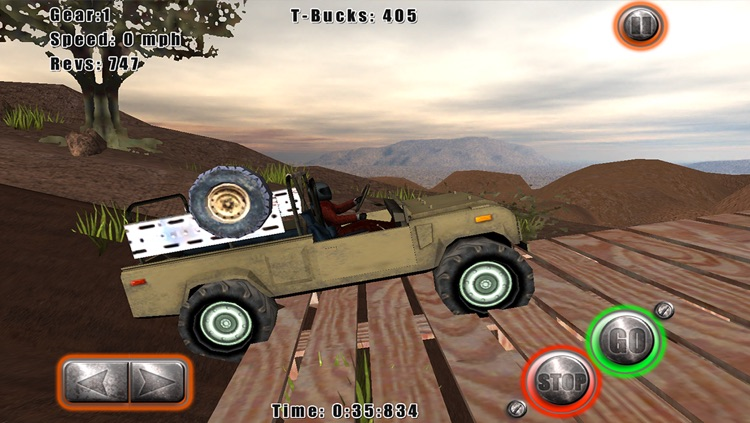 Tom's 4x4 screenshot-2