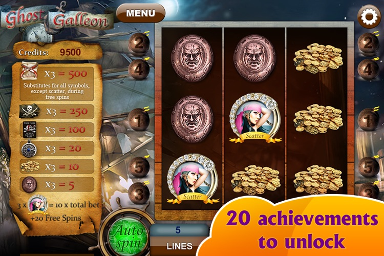 CASINO SLOTS HD screenshot-3