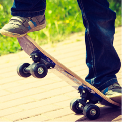 Skateboard Tricks - Learn How to Play Skateboard