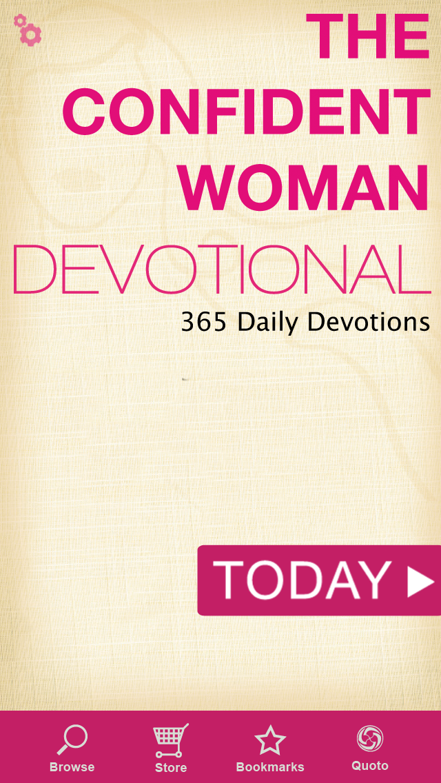 The Confident Woman Devotional review screenshots