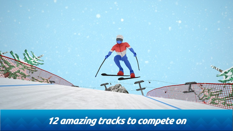Top Ski Racing screenshot-3