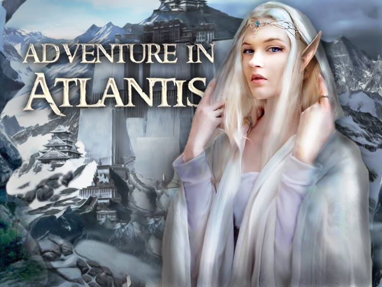 Adventure In Atlantis : HIDDEN OBJECTS