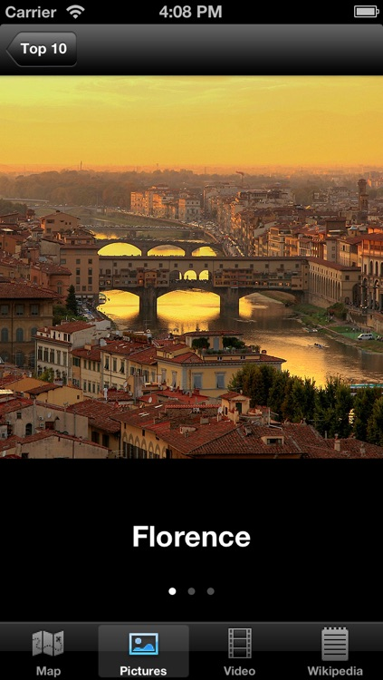 Italy : Top 10 Tourist Destinations - Travel Guide of Best Places to Visit screenshot-3