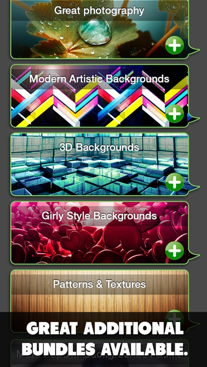 Backgrounds for your Messenger screenshot-3
