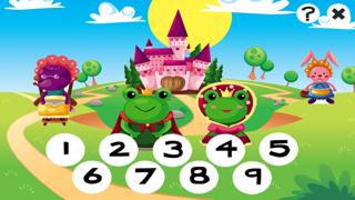 123 活躍! 遊戲,學習計數 兒童用 童話故事屏幕截圖1