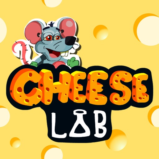 Rat in Lab: Quest for Cheese icon