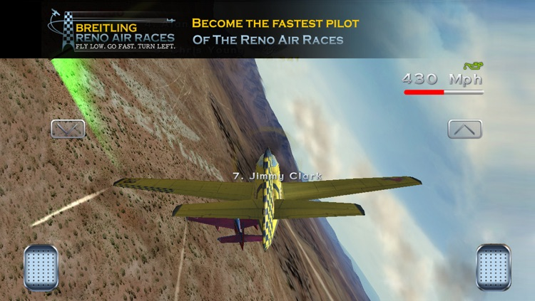 Breitling Reno Air Races The Game screenshot-0