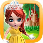 Little Princess Dress Up Game - Free App icon
