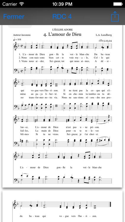 Hymnes et Louanges Adventistes PRO