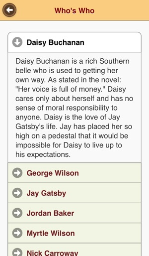 the great gatsby review questions
