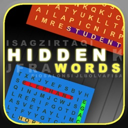 Hidden Words - Free Word Search