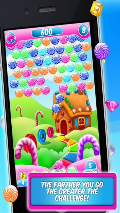 Ultimate Bubble Trouble Shooter Game - Play Free Fun Kids Puzzle Games screenshot-3