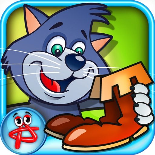 Puss in Boots: Interactive Touch Book icon