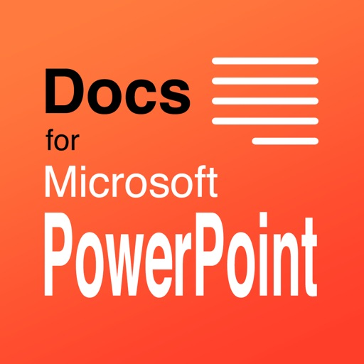 Full Docs - Microsoft Office PowerPoint Edition for MS 365 Mobile