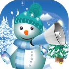 Talking Funny Snowman FREE icon