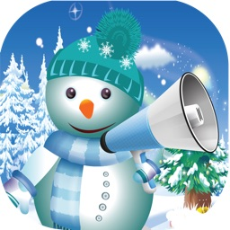 Talking Funny Snowman FREE