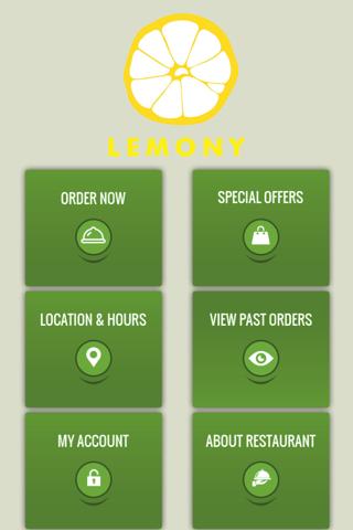 Lemony Greek - náhled