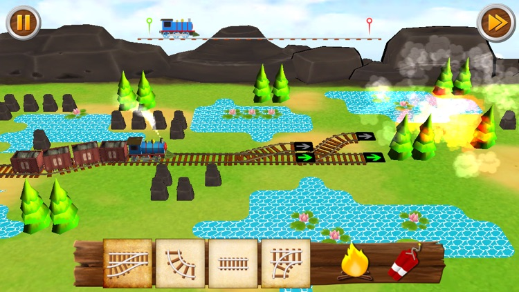 Rail Roads screenshot-3