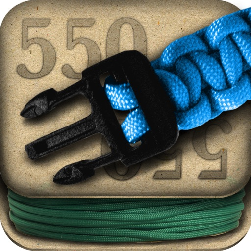 Paracord 3D - Animated Paracord Instructions