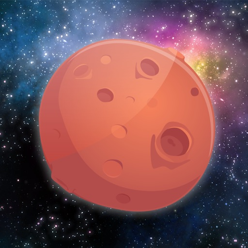 A Space Match-3 Puzzle Game: The Galaxy Planet Challenge icon
