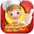 Burgeria Diner Academy: Fast Food Cooking Restaurant Dash icon