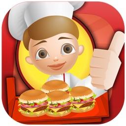 Burgeria Diner Academy: Fast Food Cooking Restaurant Dash