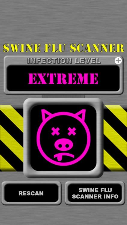 Swine Flu Scanner Free (Fingerprint Test)