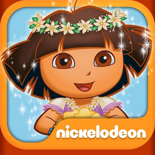 Dora's Enchanted Forest Adventure icon