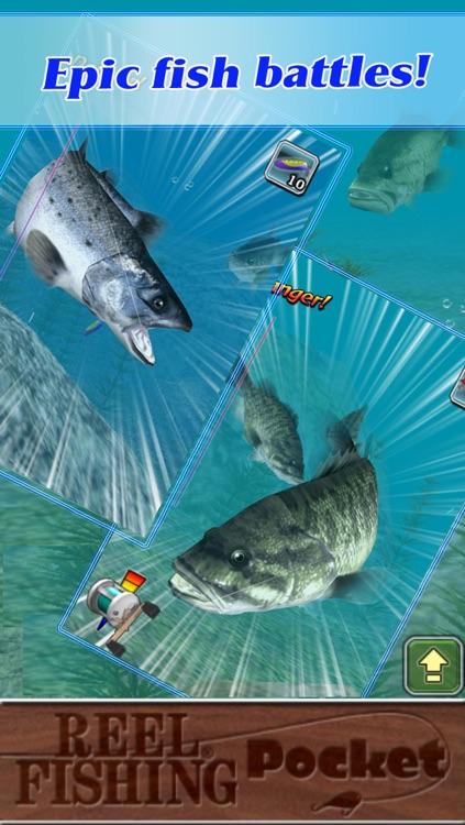 Reel Fishing Pocket
