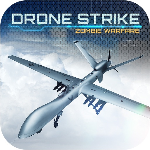 Drone Strike : Zombie Warfare 3D Flight Sim