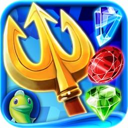 Jewel Legends: Atlantis HD - A Match 3 Puzzle Adventure