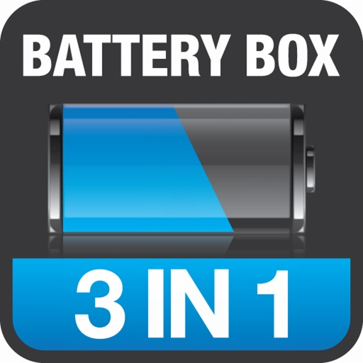 Battery Box 3-in-1