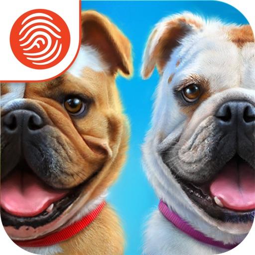Lola and Lucy's Big Adventure - A Fingerprint Network App